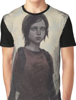 The Last Of Us Ellie Graphic T-Shirt