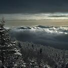 View to Mount Washington in New Hampshire 1 by Anton Oparin