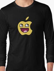 Happy apple Long Sleeve T-Shirt