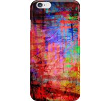 the city 46 iPhone Case/Skin