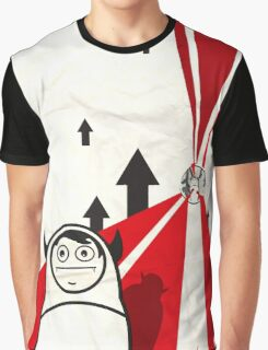 Off to work Graphic T-Shirt