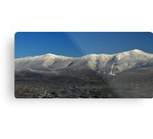 View from summit of Bretton woods ski area 3 Metal Print