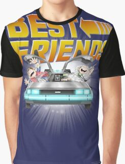 Best Friends - Back To The Future Graphic T-Shirt