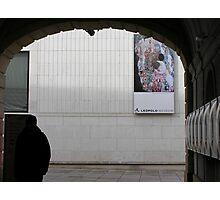 museums quartier Photographic Print