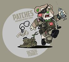 PATCHES (Tan) by hiwez