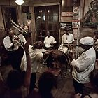 Treme Brass Band at Preservation Hall by Alfonso Bresciani