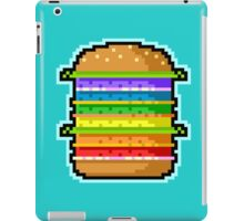 Pixel Hamburger iPad Case/Skin