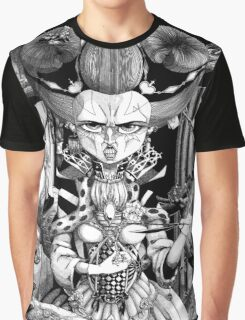 Marianne the Red Queen Graphic T-Shirt