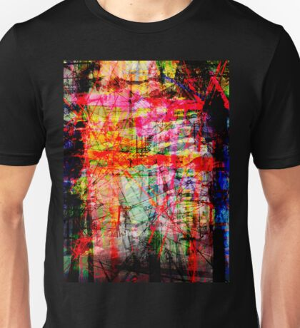 the city 45 Unisex T-Shirt