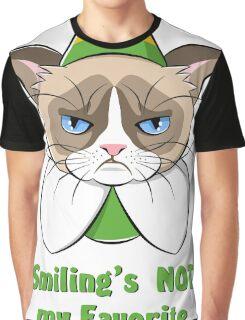 Grumpy Buddy Graphic T-Shirt