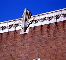 architectural detail,deco building in berkeley by califpoppy1621