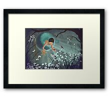 Keepsakes of the Ocean Framed Print