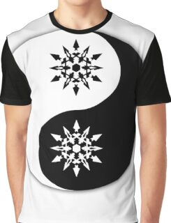 Weiss yin and yang the other yang Graphic T-Shirt