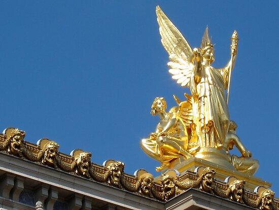 golden one by kchamula