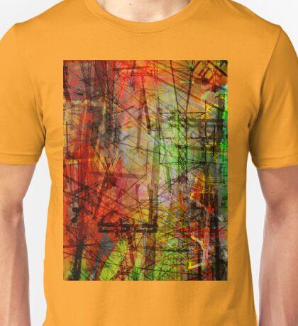 the city 44 Unisex T-Shirt