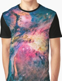 The awesome beauty of the Orion Nebula  Graphic T-Shirt