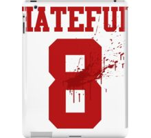 Hateful 08 iPad Case/Skin
