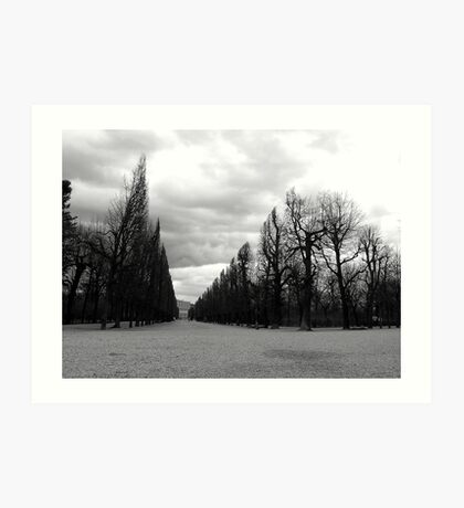 fill me with foreboding Art Print
