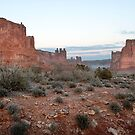 Moab Morning by Beth Mason