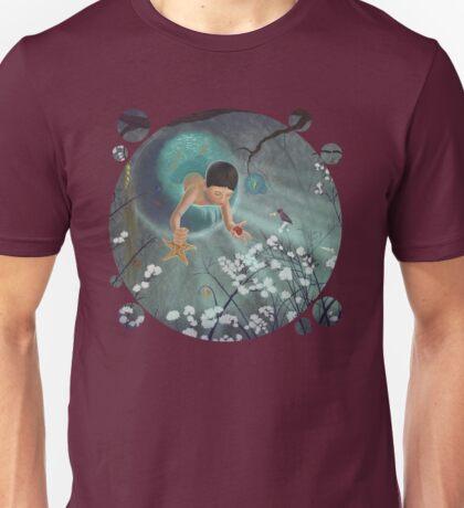 Keepsakes of the Ocean - Bubble cut out T-Shirt