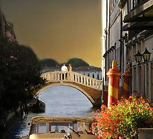 (◡‿◡✿) (◕‿◕✿) Lovers Stroll In Venice Card  (◡‿◡✿) (◕‿◕✿) by ✿✿ Bonita ✿✿ ђєℓℓσ