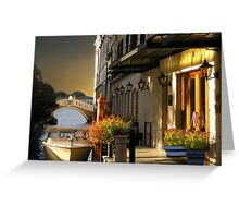 (◡‿◡✿) (◕‿◕✿) Lovers Stroll In Venice Card / Picture  (◡‿◡✿) (◕‿◕✿) Greeting Card