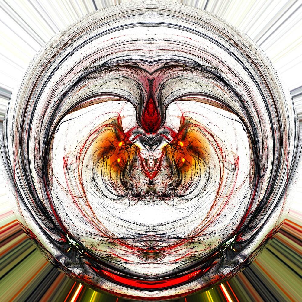 Radial Chaos by Benedikt Amrhein