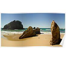 Glasshouse Rocks - Narooma NSW Poster