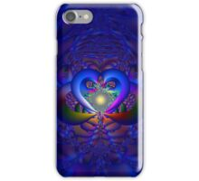 Heart of the Matter iPhone Case/Skin