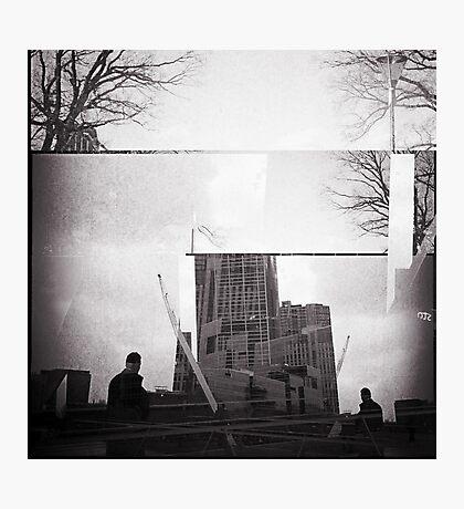Parallel.  Photographic Print