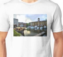 Golden Boat - Gloriana, The British Royal Barge Unisex T-Shirt