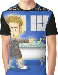 I Don't Wanna Go Graphic T-Shirt