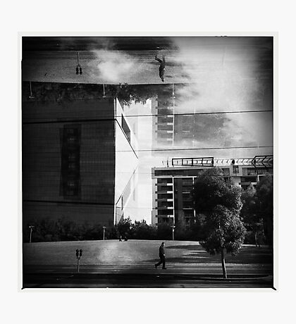 Dockland to.  Photographic Print