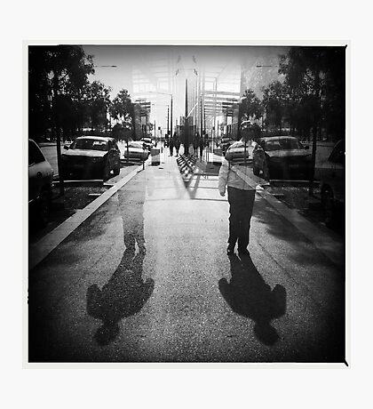 parallel. II Photographic Print