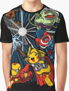 Avengermon! Graphic T-Shirt