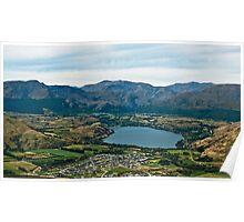Lake Hayes, New Zealand Poster