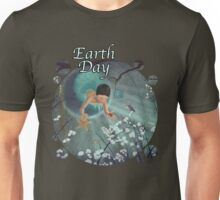 Keepsakes of the Ocean - Earth Day - Bubble cut Unisex T-Shirt