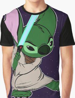 Yoda Stitch Graphic T-Shirt