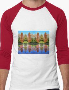 AUTUMN REFLECTIONS Men's Baseball ¾ T-Shirt