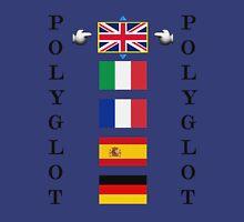 Polyglot language selector Unisex T-Shirt