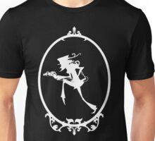 Villain (White) Unisex T-Shirt