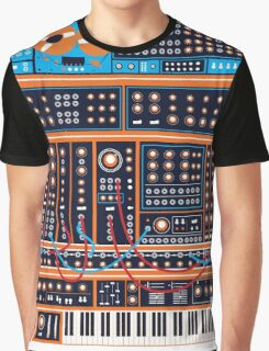 Synth Graphic T-Shirt