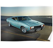 Ford XC Hardtop Poster