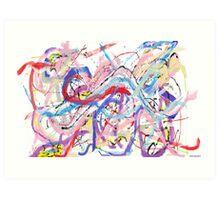 Wind Rhythms Art Print