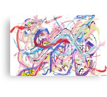 Wind Rhythms Canvas Print