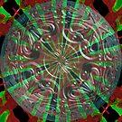 Crystal Bowl by Margaret Stevens