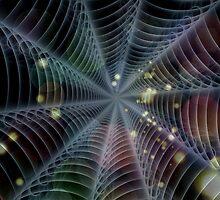 Spiderlights by Vanessa Barklay