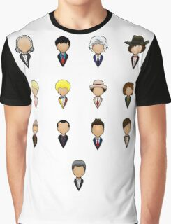 Doctor Who - Collective Graphic T-Shirt