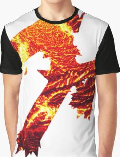 Blaziken used Blaze Kick Graphic T-Shirt