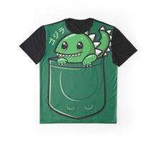 Monster in My Pocket Graphic T-Shirt